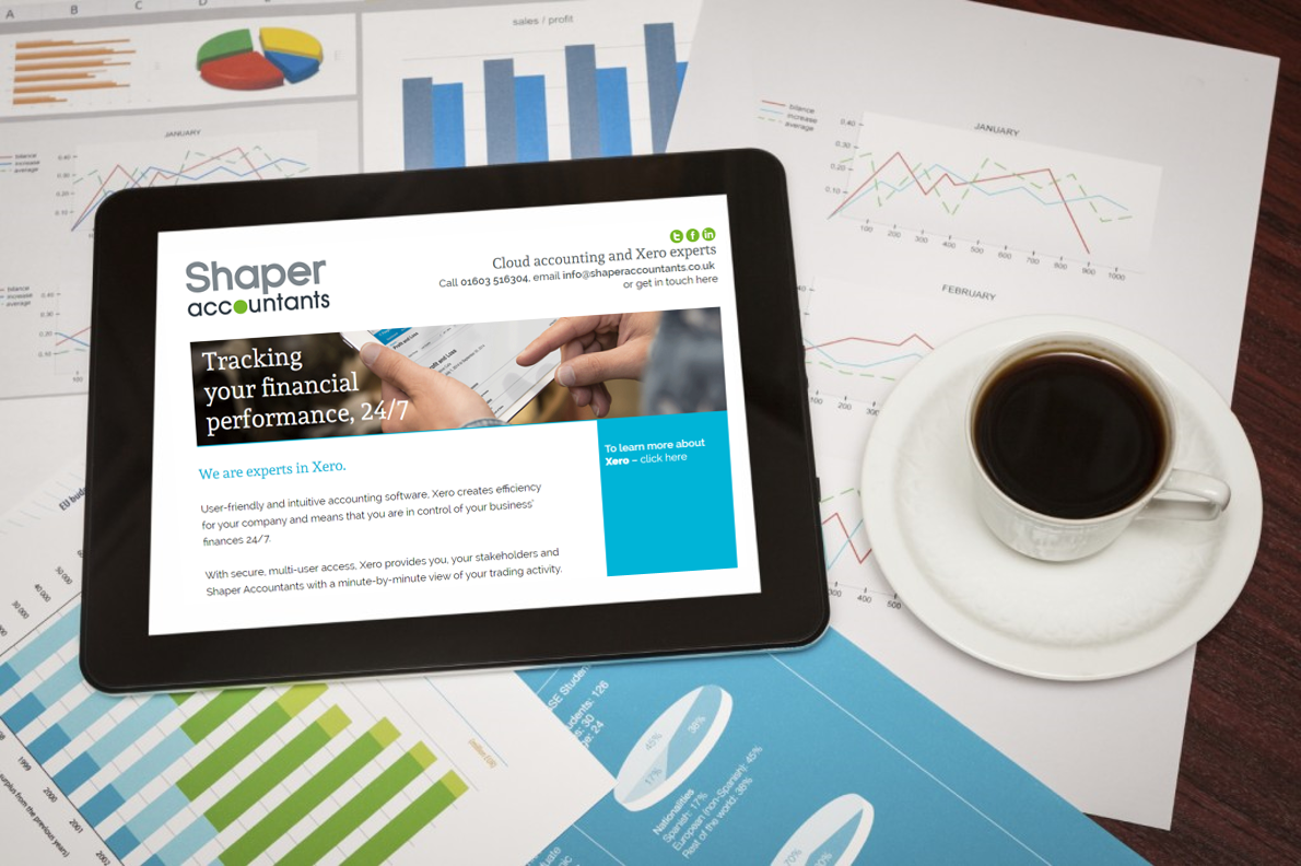 Shaper Accountants Norfolk