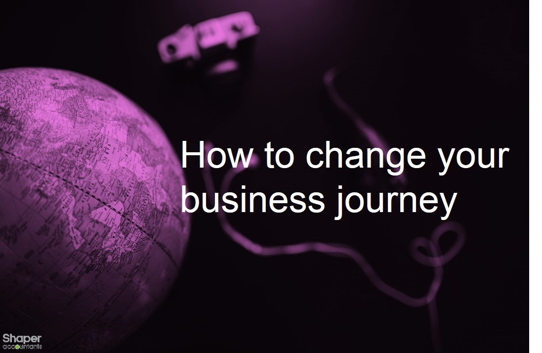 Change your business journey