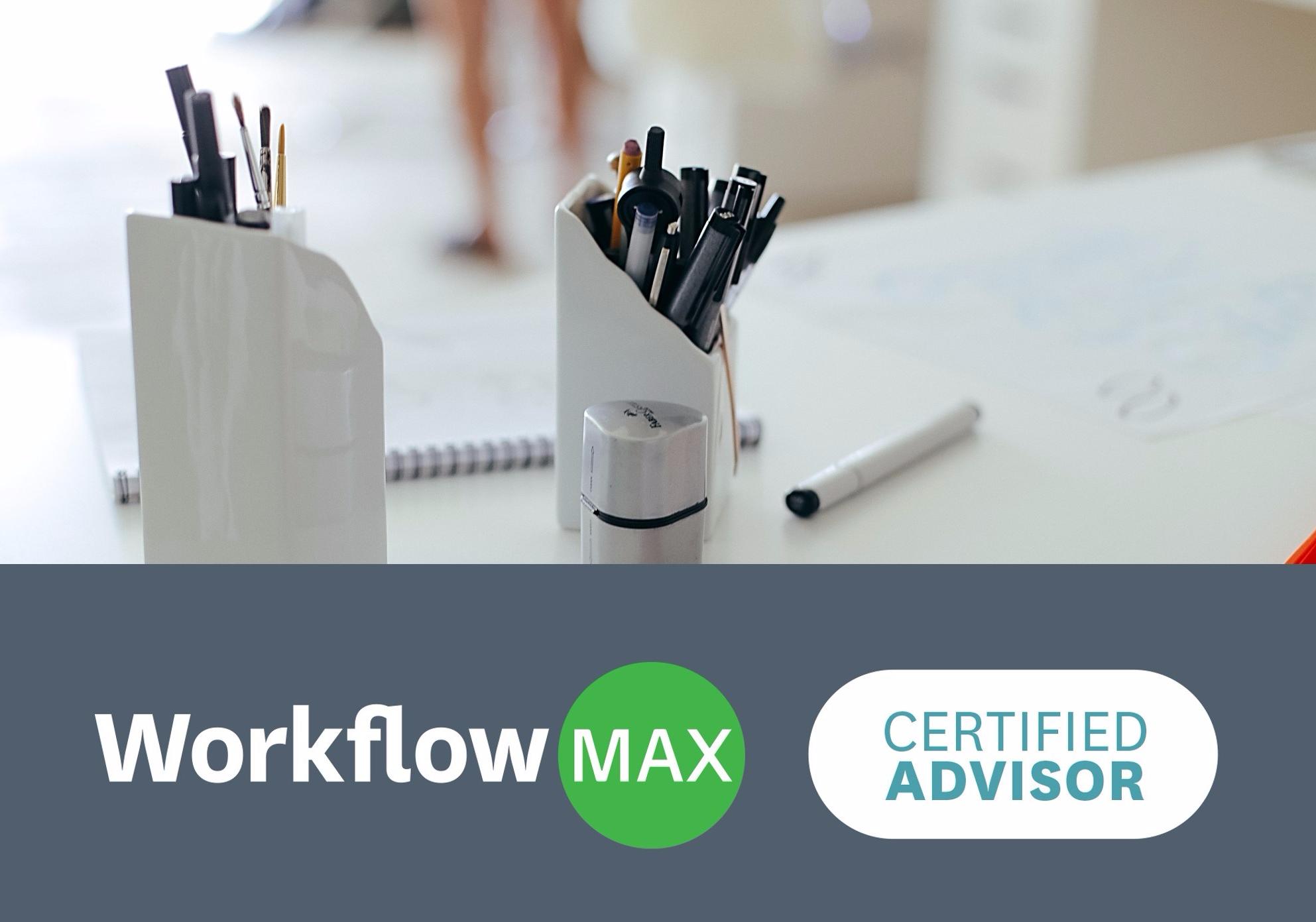 WorkflowMax Norwich Advisers