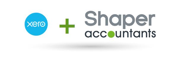 Shaper Accountants + Xero Cloud Accounting