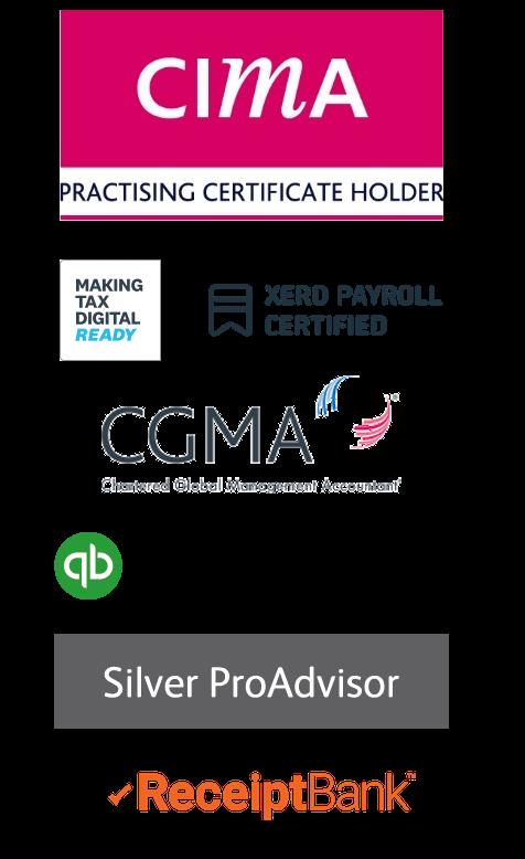 CIMA accredited chartered accountants