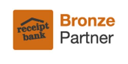 Receipt Bank Bronze Partner Accountant