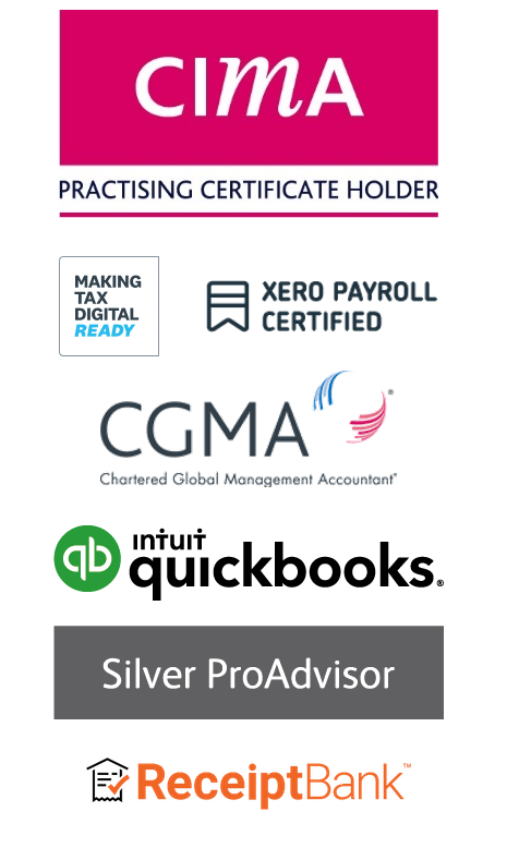 CIMA accredited chartered accountants